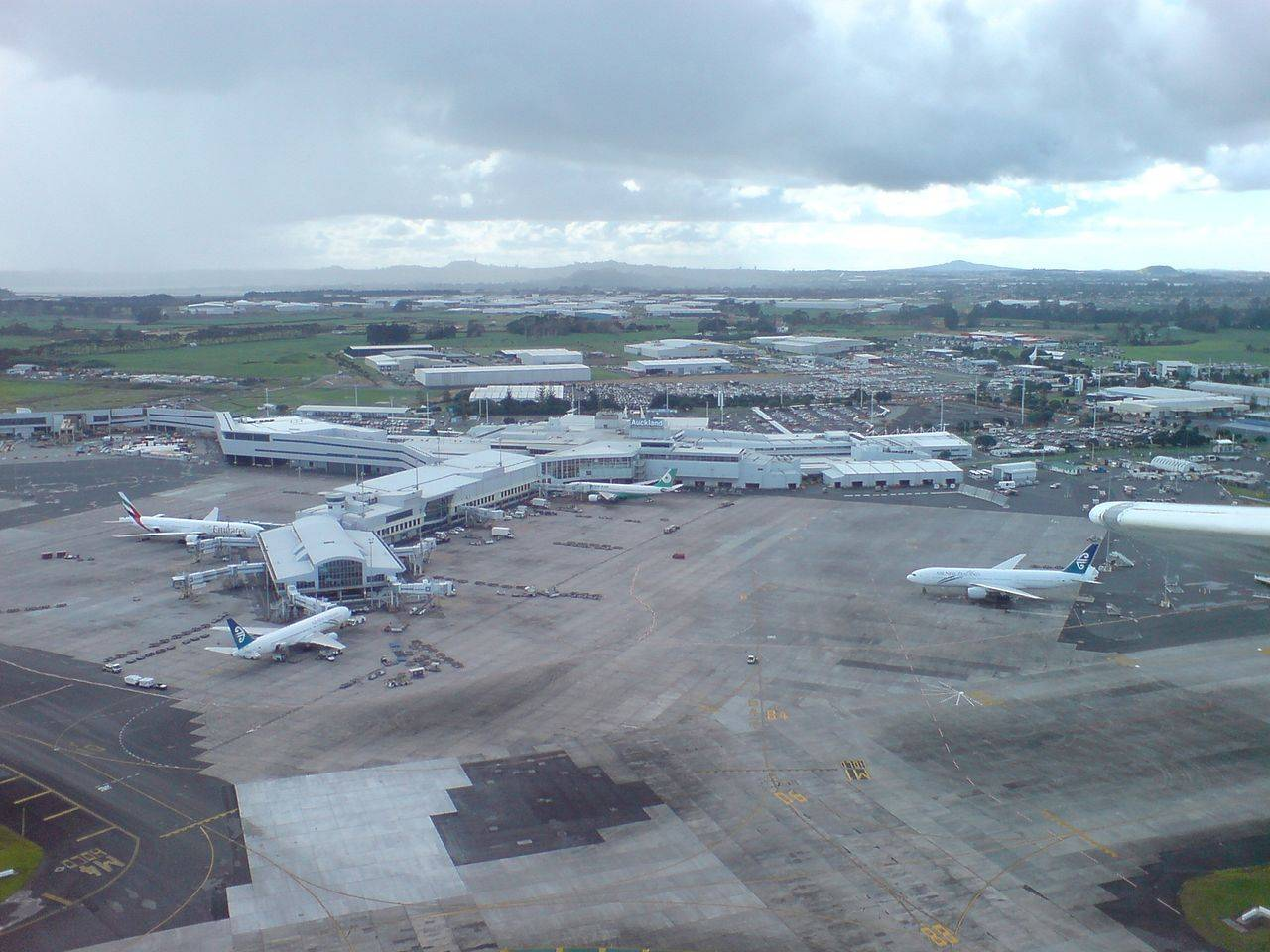Auckland Airport5